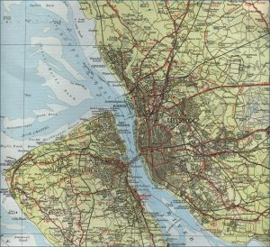 Liverpool Map